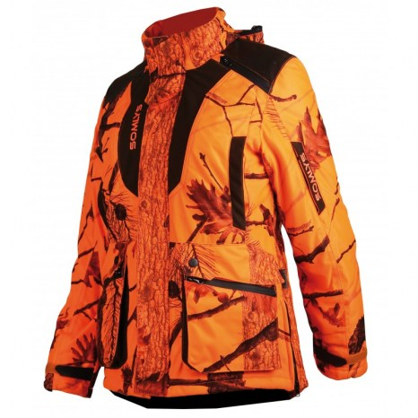 471lady-veste-matelassee-camouflage-orange-coupe-femme
